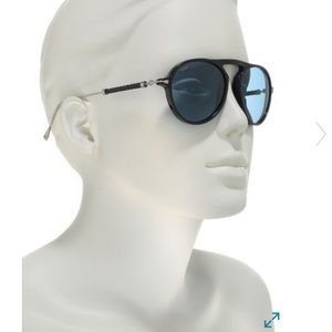 Authentic Tods top bar 53mm sunglasses